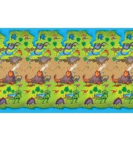 Dinosaur plastic tafelzeil (54x84cm)