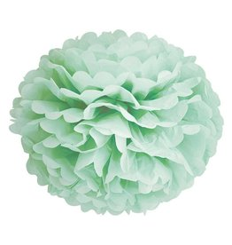 Pompoms DIY Mint (25 + 35 cm)