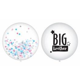 Ballonnen Big Brother (40 cm, 2 stuks)