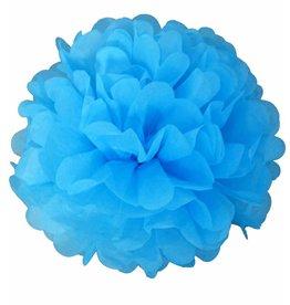 Pompoms Diy Babyblauw (25 + 35 cm)