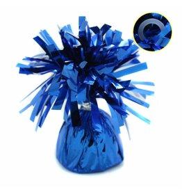 Folie Ballongewicht Blauw (170 gram)