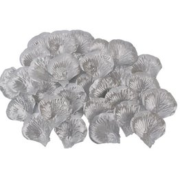 Rozenblaadjes Zilver (144 stuks)