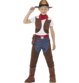 Deluxe Cowboy Kostuum, kind