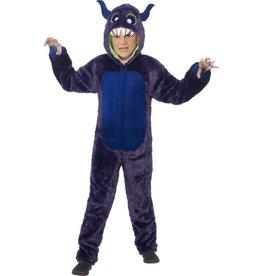 Luxe Monster Kostuum Kind