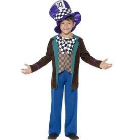 Hatter Kostuum Deluxe , Kind