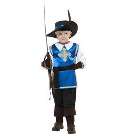 Musketier kostuum, Kind
