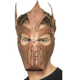 Krijger masker