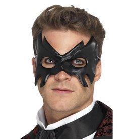 Phantom Oogmasker, zwart