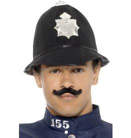 Londen Bobby hoed, zwart