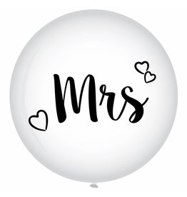 XL Ballon Mrs