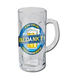 Bierpul - bedankt