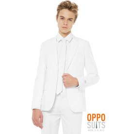 Opposuits TEEN BOYS White Night