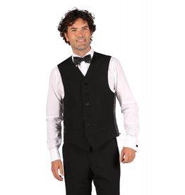 """Vest """"Dresscode"""", zwart"""