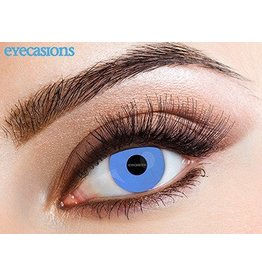 """Eyecasions Kleur Contactlenzen, """"UV Blue"""""""