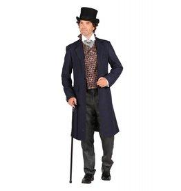 """Jas """"Victorian"""", Blauw"""