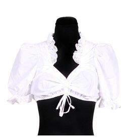"""Dirndl blouse """"Eva"""", Wit"""