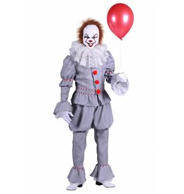 Halloween Clown, mix van kleuren