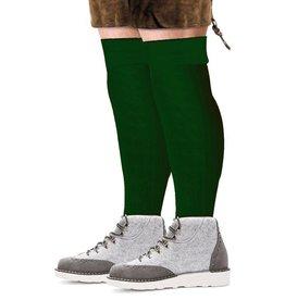 Tiroler sokken lang deluxe groen 39-42