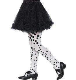 Panty met Dalmatiner print, kind,