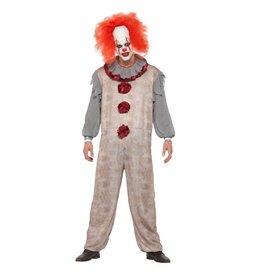 Vintage Clown Kostuum