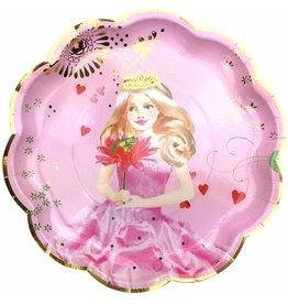 Bordjes Prinses Hotstamp (8 stuks)