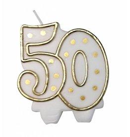 Cijferkaars 50, Goud