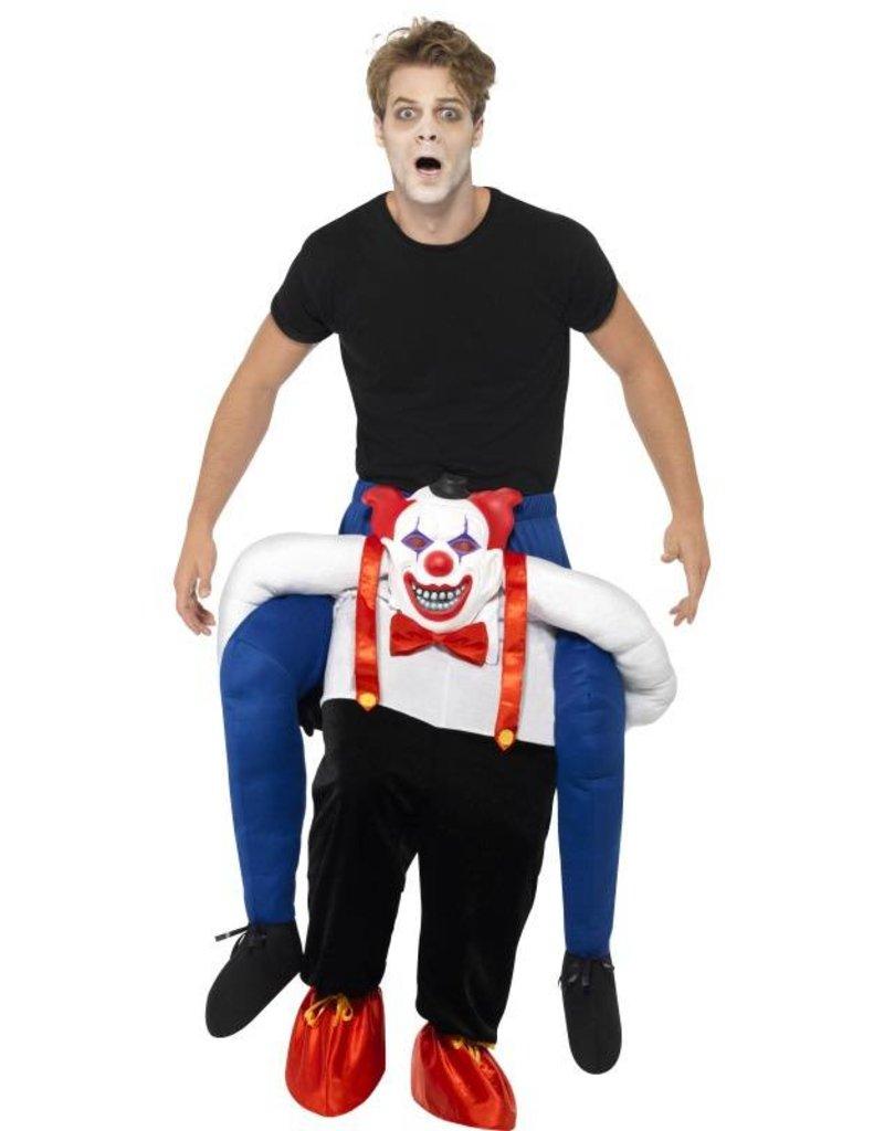Piggyback Enge Clown,