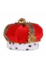 Koningskroon Luxe, Rood