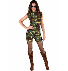 Hotpants Camouflage, hotpants, top