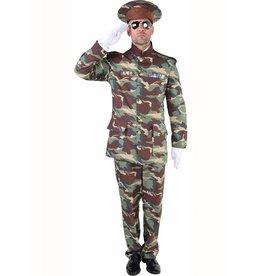 """Officier """"Camouflage"""", broek, colbert"""