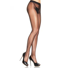 leg avenue Basic  Panty Zwart