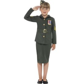 WW2 Legermeisje Kostuum