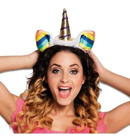 Diadeem Unicorn Rainbow