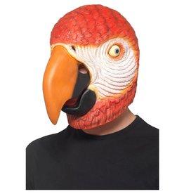 Papegaai Latex Masker