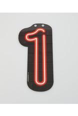 Neon letter - 1