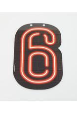 Neon letter - 6