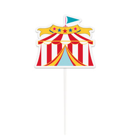 Taart Topper Circus Carnaval