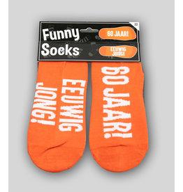 Funny Socks - 60 Jaar