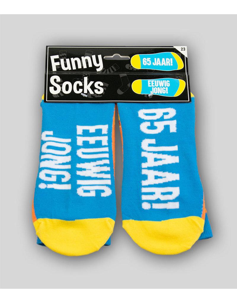 Funny Socks - 65 Jaar