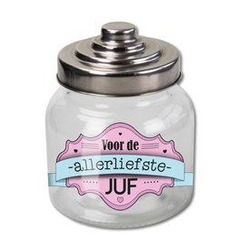 Snoeppot - Juf