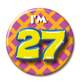 Button Klein - I'm 27