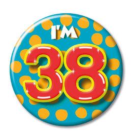 Button Klein - I'm 38