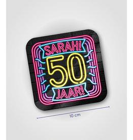 Onderzetter Neon - Sarah
