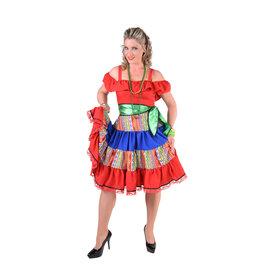 Mexicaanse Inca Jurk