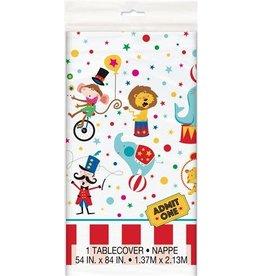 Tafelkleed Circus Carnaval (140x210cm)