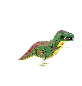 Walking Pet T-Rex Folie ballon