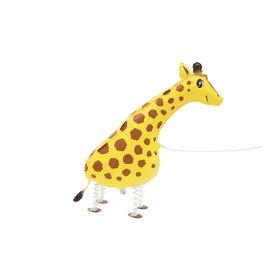 Walking Pet Giraf Folie ballon