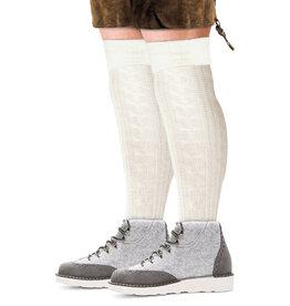 Tiroler Sokken Lang Wit 43-46