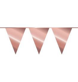Vlaggenlijn Rosé Goud (10 m)