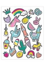 Stickervel Birthday Icons